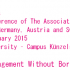Cultural Management Without Borders | call for papers