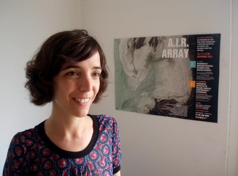 Marta Garcia, Director of Art Motile