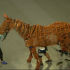 War Horse in rehearsal for China debut
