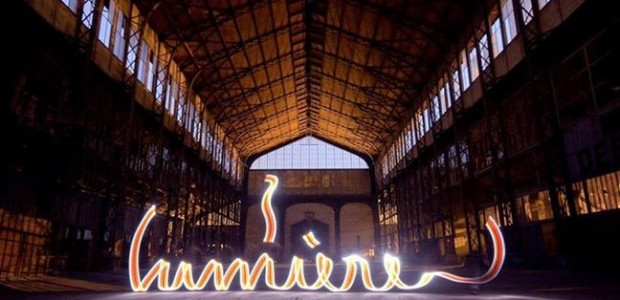 Lyon: lumiere festival