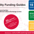Mobility Funding Guides for 49 countries of Asia and Europe launched!