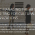 MOOC on Managing the Arts: Marketing for Cultural Organisations