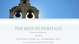 The Best in Heritage   conference