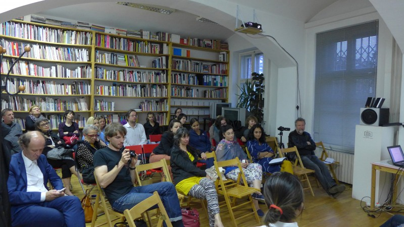 """From Elsewhere 2: Curatorial Practices and Artistic Positions"" (SCCA Ljubljana Project Room)"
