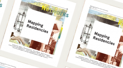 Mapping Residencies magazine