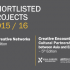 Shortlisted Projects | Creative Encounters and Creative Networks 2015/16