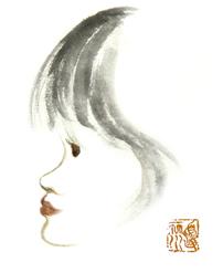 Xia - selfportrait
