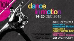 d'MOTION International Dance Festival 2015