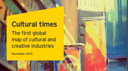 Cultural Times | first global map of cultural and creative industries