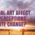 Visual Art and Climate Change commission | Trondheim, Norway
