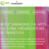 MOOC Managing the Arts: Cultural Organizations in Transition