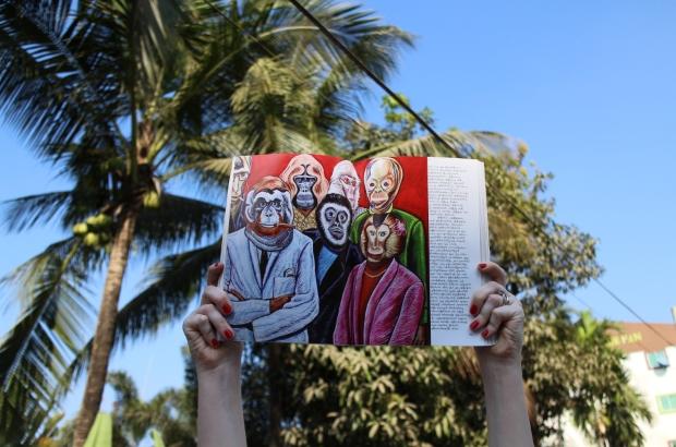 Myanmar Art