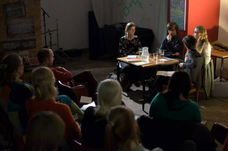 Prima Vista Tartu International Literature Festival