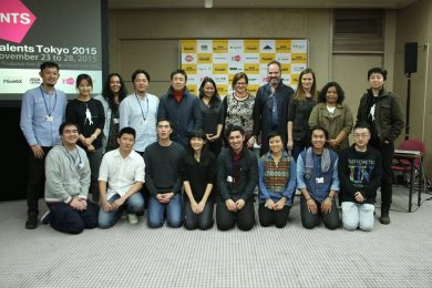 Talents Tokyo 2016 | call to filmmakers and producers from E & SE Asia