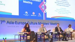 ASEF Policy Panel at the 7th ASEM Culture Ministers' Meeting | Report published