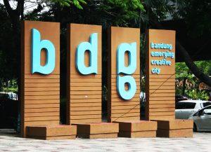 Bandung emerging creative city
