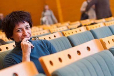 HANGAR, Spain | Interview with Tere BADIA