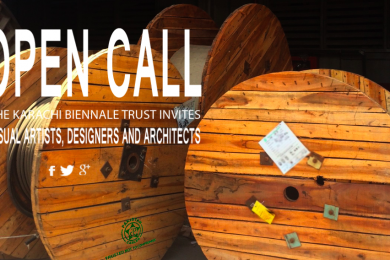 Karachi Biennale | open call