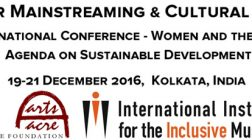 Kolkata | Gender Mainstreaming & Cultural Rights conference | call for papers