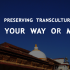 Preserving Transcultural Heritage | call for papers for conference in Lisbon