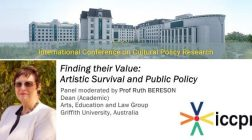 Seoul | 2016 ICCPR International Conference on Cultural Policy Research
