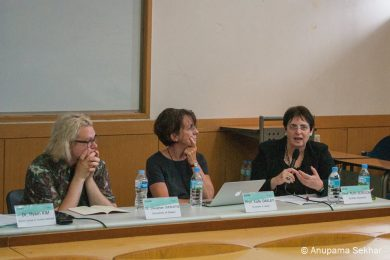 ASEF supported a panel discussion, Finding Their Value: Artistic Survival and Public Policy on 6 July