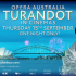 Turandot on Sydney Harbour | coming to a cinema near you