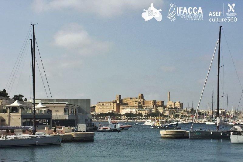 Valletta, Malta played host to many cultural conferences in October 2016, including the 7th World Summit on Arts & Culture. Photo credit: Fatima Avila