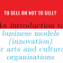 Innovation business models for arts and cultural organisations | IETM publication