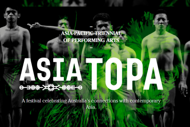 Asia TOPA   Asia-Pacific Triennial of Performing Arts