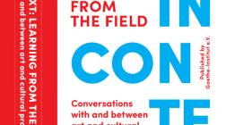 Art in Context: Learning from the Field - conversations on participatory art in Asia