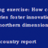Northern Dimension Partnership on Culture report on CCIs and tourism sector
