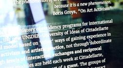 UNIDEE - University of Ideas | 2017 programme