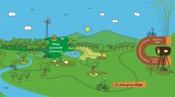 Spedagi, Biking for Sustainability
