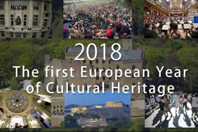 2018 will be the European Year of Cultural Heritage