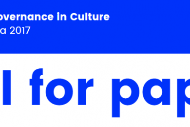 Participatory Governance in Culture conference | call for papers