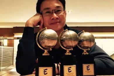Singaporean graphic novelist wins three Eisner Awards