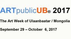 ARTpublicUB | Art Week in Ulaanbaatar/Mongolia