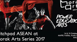 Pitchpad ASEAN | call for SE Asian artists & arts organisations