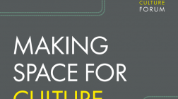 Making Space for Culture | World Cities Culture Forum study