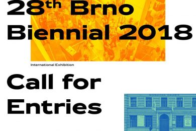 28th International Biennial of Graphic Design Brno 2018 | call for entries