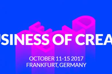 THE ARTS+ European Innovation Summit at Frankfurt Book Fair