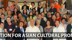 Federation for Asian Cultural Promotion conference